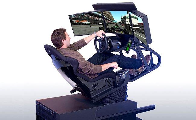 InMotion Simulation - Custom Motion Simulators For All