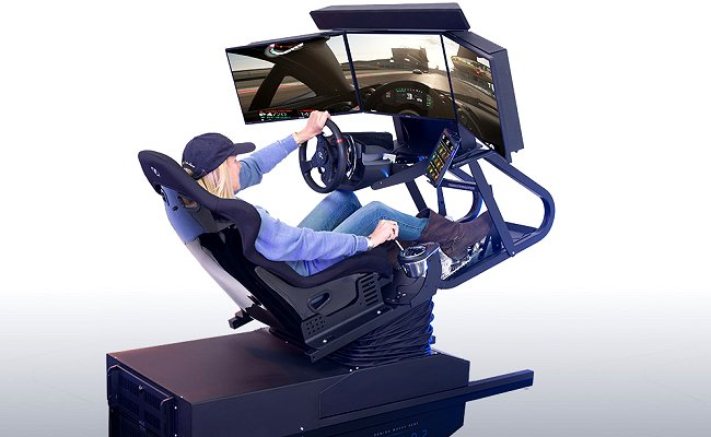 InMotion Simulation - Custom Motion Simulators For All Industries